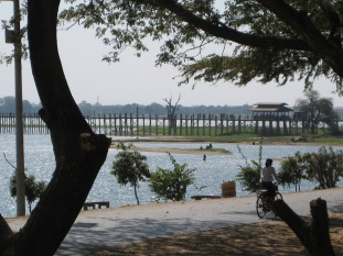 000_Lake Tangthaman & U Bein bridge
