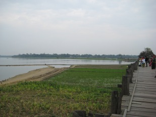 001_Lake Tangthaman & U Bein bridge