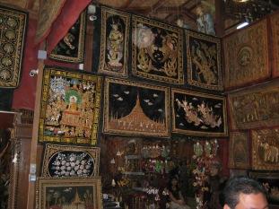 153_gold thread tapestries