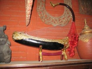 154_burmese harp
