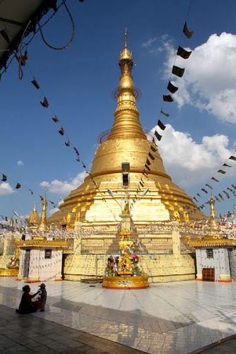 001_Botataung Pagoda