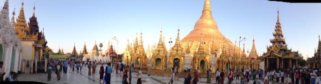046_Shwedagon Pagoda