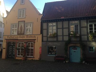 Schnoor Quarter, Bremen