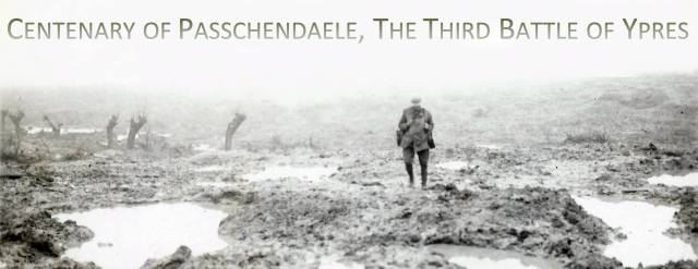 The Battle Fields of Passchendaele