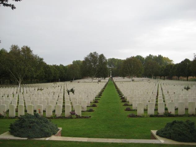 Hooge Crater Cemetery