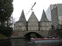 Customs bridge, Ghent