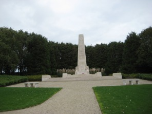 NZ Memorial Messines