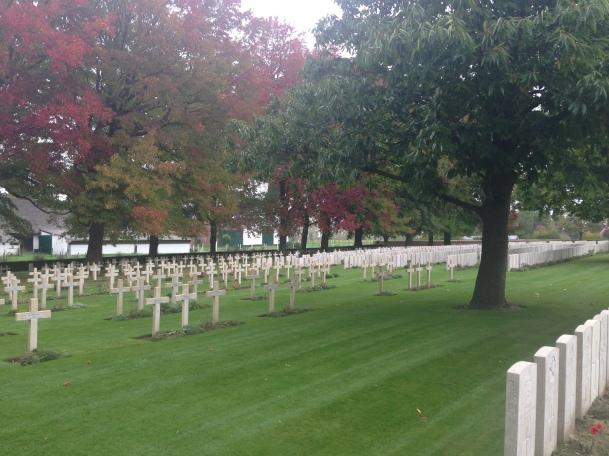 Lij French graves