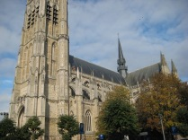 St Martins Cathdral, Ypres