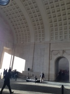 Inside the Menin Gate