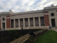 Atop the Menin Gate