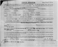 Death Certificate Andrew J. O'Brien