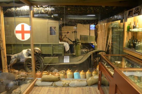 Hooge Crater Museum
