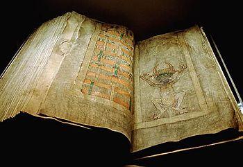 Devils Bible - Codex Gigas