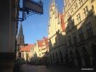 Prinzipalmarkt (Old market) & St. Lamberts Church