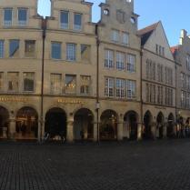 Prinzipalmarkt (Old market)