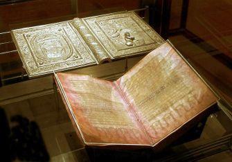 Silver Bible - Codex Argentus