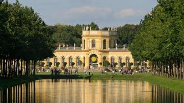 Orangery, Karlsaue Park