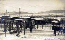 POW camp at Kassel-Niederzwehren WWI