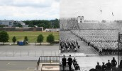 Zepplinfeld then & today