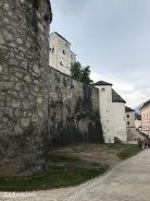 Inner walls Hohensalzburg