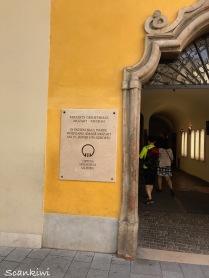 Mozarts Geburtshaus (birthplace)