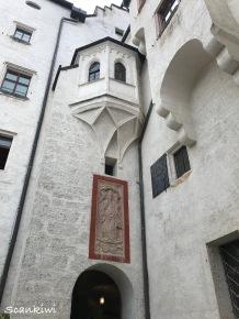 Inner coutyard Hohensalzburg