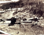Berghof destroyed