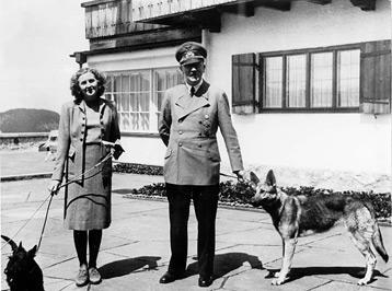 Berghof Hitler & Eva Braun