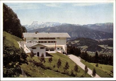 Berghof then