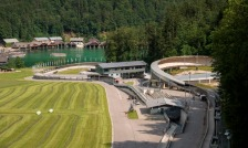 Königsee bobsleigh track 2