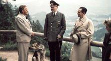 Mooslahnerkopf Tea house Hitler & Goebbels