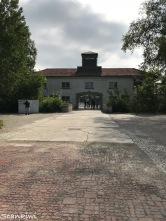 Dachau Concentration Camp - Gate house