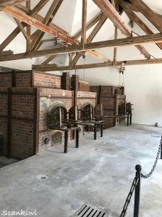 Barrack X - New crematorium