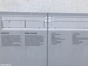 Layout of the Bunker, Dachau