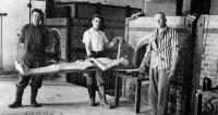 Barrack X - new crematorium in use 1940s