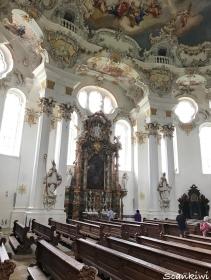Rocco interior Wieskirche