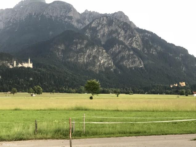 Nueschwanstein & Hohenschwangau Castles