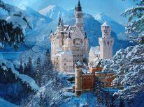Neuschwanstein - winter