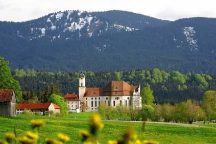 Wieskirche (Wies Pligrim Church)