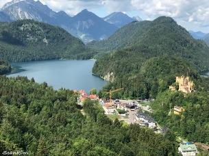 Hohenschwangau & the Alpsee