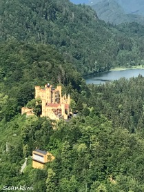 Hohenschwangau Castle & the Schwansee