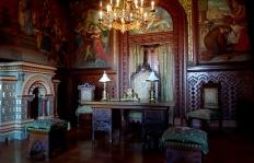 Hohenschwangau Castle - audience room
