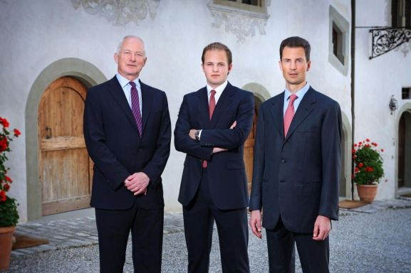 The Princes of Liechtenstein