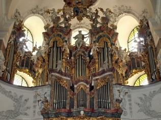 St Mang's Bascilica, Füssen