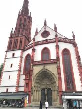 Marienkapelle (Marie Chapel), Würzburg