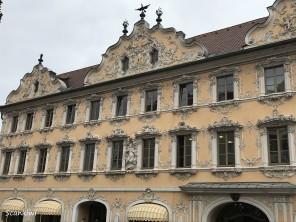 Falkenhaus (Falcon House), Würzburg