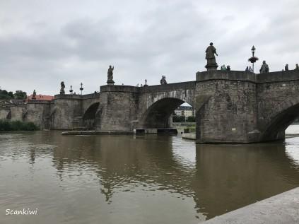 Alte Mainbrücke (Old Main) bridge; Würzburg