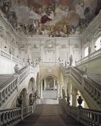 Staircase, Würzburg Residenz