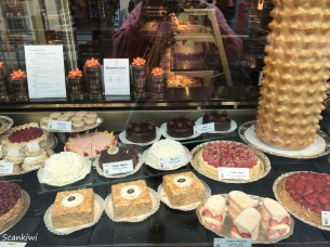 The delights of a German bakery